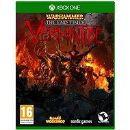 Warhammer: End Times - Vermintide - Xbox ONE - Hra pro konzoli