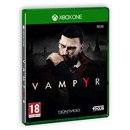 Vampyr - Xbox One - Hra pro konzoli