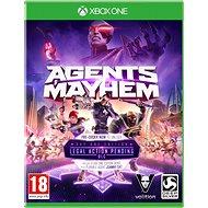 Agents of Mayhem - Xbox One - Hra pro konzoli