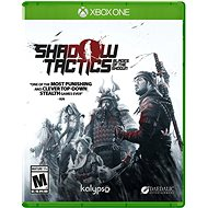 Shadow Tactics: Blades of the Shogun - Xbox One - Hra pro konzoli