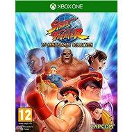 Street Fighter Anniversary Collection - Xbox One - Hra pro konzoli