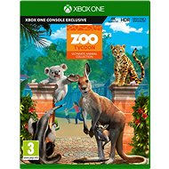 Zoo Tycoon: Ultimate Animal Collection - Xbox One - Hra pro konzoli