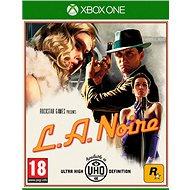 L.A. Noire - Xbox One - Hra pro konzoli
