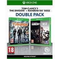 Rainbow Six Siege + The Division DuoPack - Xbox One - Hra pro konzoli