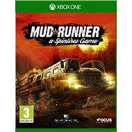 Spintires: MudRunner - Xbox One - Hra pro konzoli