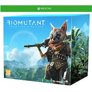 Biomutant Collector's Edition - Xbox One - Hra pro konzoli