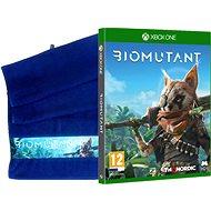 Biomutant - Ručníková Edice - Xbox One - Hra na konzoli