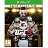 UFC 3 Champions edition - Xbox One - Hra pro konzoli