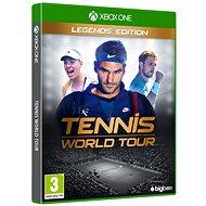 Tennis World Tour - Legendární edice - Xbox One - Hra pro konzoli