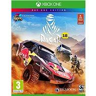 Dakar 18 - Xbox One - Hra pro konzoli