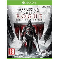 Assassins Creed: Rogue Remastered - Xbox One - Hra pro konzoli