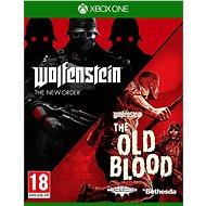 Wolfenstein: The New Order + The Old Blood - Xbox One - Hra pro konzoli