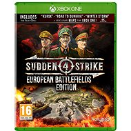 Sudden Strike 4: European Battlefields Edition - Xbox One - Hra pro konzoli