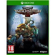 Warhammer 40,000: Inquisitor - Martyr - Xbox One - Hra pro konzoli