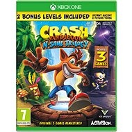 Crash Bandicoot N Sane Trilogy - Xbox One - Hra pro konzoli