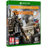 Tom Clancys The Division 2 Gold Edition - Xbox One - Hra pro konzoli
