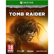 Shadow of the Tomb Raider Croft Edition - Xbox One - Hra pro konzoli