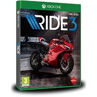 RIDE 3 - Xbox One - Hra pro konzoli