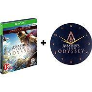 Assassins Creed Odyssey - Omega edition + Hodiny - Xbox One - Hra pro konzoli