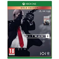 Hitman 2 - GOLD Edition (2018) - Xbox One - Hra pro konzoli