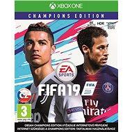 Fifa 19 Champions Edition - Xbox One - Hra pro konzoli