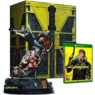 Cyberpunk 2077 Collectors Edition - Xbox One - Hra na konzoli