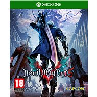Devil May Cry 5 - Xbox One - Hra pro konzoli