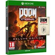 Doom Eternal Deluxe Edition - Xbox One - Hra pro konzoli