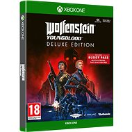 Wolfenstein Youngblood Deluxe Edition - Xbox One - Hra pro konzoli