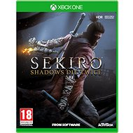 Sekiro: Shadows Die Twice - Xbox One - Hra na konzoli