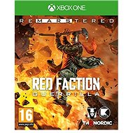 Red Faction Guerrilla Re-Mars-tered Edition - Xbox One - Hra pro konzoli