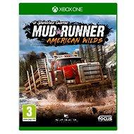 Spintires: MudRunner - American Wilds Edition - Xbox One - Hra pro konzoli