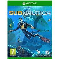 Subnautica - Xbox One - Hra na konzoli