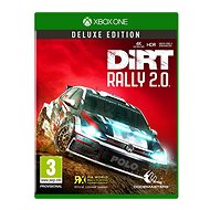 DiRT Rally 2.0 - Deluxe Edition - Xbox One - Hra pro konzoli