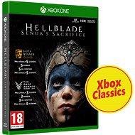 Hellblade: Senuas Sacrifice - Xbox One - Hra pro konzoli