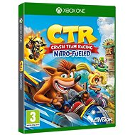 Crash Team Racing Nitro-Fueled - Xbox One - Hra pro konzoli