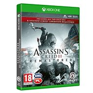 Assassins Creed 3 + Liberation Remaster - Xbox One - Hra pro konzoli