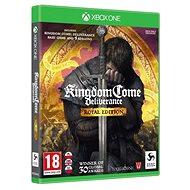 Kingdom Come: Deliverance Royal Edition - Xbox One - Hra pro konzoli