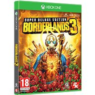 Borderlands 3: Super Deluxe Edition - Xbox One - Hra pro konzoli
