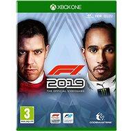 F1 2019 Anniversary Edition - Xbox One - Hra pro konzoli