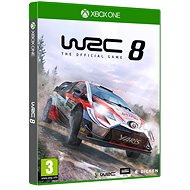 WRC 8 The Official Game - Xbox One - Hra pro konzoli