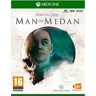 The Dark Pictures Anthology: Man of Medan - Xbox One - Hra pro konzoli
