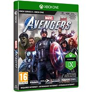Marvels Avengers - Xbox One - Console Game