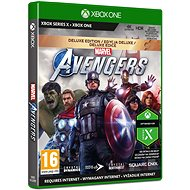 Marvels Avengers Deluxe Edition - Xbox One - Console Game