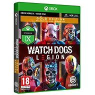 Watch Dogs Legion Gold Edition - Xbox - Hra na konzoli