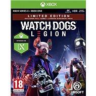 Watch Dogs Legion Limited Edition - Xbox One - Hra na konzoli