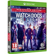 Watch Dogs Legion Resistance Edition - Xbox One - Hra na konzoli