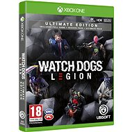 Watch Dogs Legion Ultimate Edition - Xbox One - Hra na konzoli