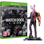 Watch Dogs Legion Ultimate Edition - Xbox One + Resistant of London Figurine - Hra pro konzoli
