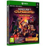 Minecraft Dungeons: Hero Edition - Xbox One - Hra na konzoli